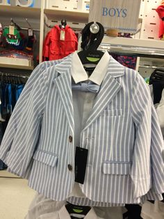 A possible wedding outfit for Alfie in June - M&S