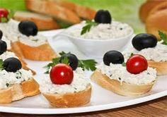 GÓBÉHAMI: Karfiolkrém Romanian Food, Appetizer Dips, Veggie Dishes, Healthy Choices, Mousse, Paleo, Veggies, Cheese, Cooking