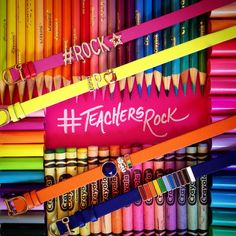 "A special ""thank you"" for all the #teachers who enrich our lives. Still time to order a great gift...order by Monday, receive Friday 5/8! #teacherswag #ikeephappy #sparklewithjen #rainbow #crayola #keepcollective #teachersrock #keepstyle #teachergifts #ikeeplove #givethanks #colorful #teacherappreciationweek #gifts #thankateacher"