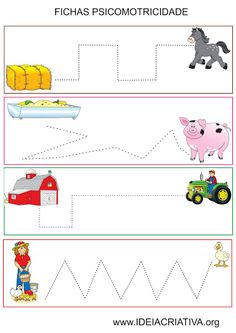 preschool printables transportation home Fall Preschool Activities, Eyfs Activities, Animal Activities, Preschool Printables, Motor Activities, Preschool Worksheets, Educational Activities, Pre Writing Practice, Abc Tracing