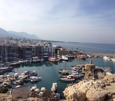 #cyprus #kyrenia #kuzeykibris #girne #marina #sea