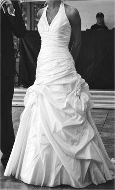 Robe de mariée, poème d'amour, pronuptia d'occasion