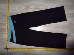 Womens Black Sweatpants Size XS XSmall Nike Yoga Athletic Running Fitness Active #Nike #PantsTightsLeggings