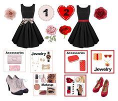 """1 of 2 for Valentine's Day"" by f-bourdon on Polyvore featuring mode, Chanel, Marni, Vera Bradley, Olivia Burton, Accessorize, Carolee, Alexandra Alberta, 2Me Style et OPI"