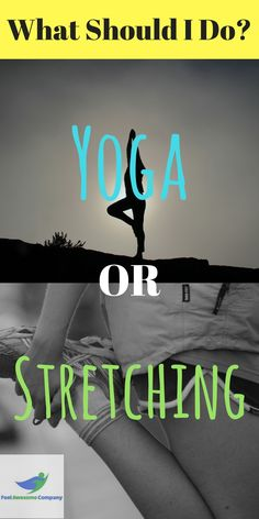 As a matter of fact, both Yoga and stretching are somewhat similar to each other. Both are practiced for making the body flexible and release stress. The similarity ends here as they both have lots of differences in the way they are practiced. #yoga #stretching #benefits