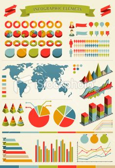 Infographics Elements Royalty Free Stock Vector Art Illustration Illustrations, Free Vector Art, Images, Clip Art, Map, Abstract, Agriculture, Fonts, Royalty