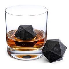 As someone who enjoys both Whisky and gaming I approve of this product.  ThinkGeek :: Critical Hit +5 Stones of Frost
