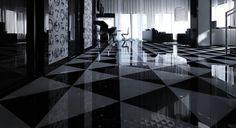 Роскошные наливные полы под мрамор: мечта стала реальностью - Красивый дом: идеи для ремонта.