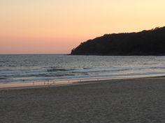 Sunrise at Noosa, QLD, Australia