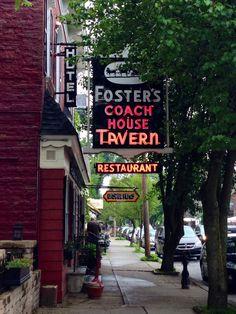 Foster's Coach House Tavern, Rhinebeck, NY