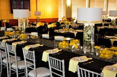 The Nebraska Champions Club is a fantastic space for your special event. We love these decorations from Aaron Carlson Designs. http://www.huskeralum.org/s/1620/index.aspx?sid=1620&gid=1&pgid=433 #nebraskabride #lnk #reception #nebraskawedding