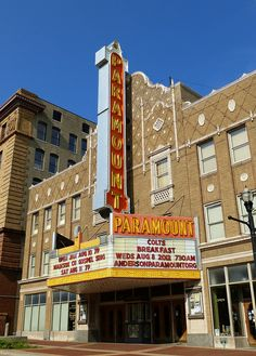 Paramount Theater - Anderson, Indiana
