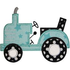Tractor 2 Applique …