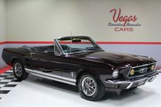 1966 ford mustang black with pink stripes my 66 mustang rh pinterest com 1971 Mustang 1966 Mustang Fastback