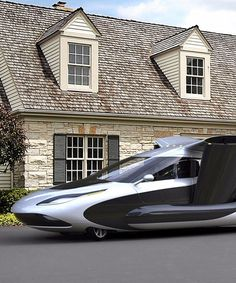 volvo parent company geely buys flying car firm terrafugia