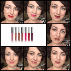 Color Up your life with LimeLight By Alcone's Enduring Lip Colors #vegan #motd
