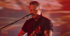 "Jason Isbell and the 400 Unit perform ""If We Were Vampires"" and ""Cumberland Gap"" on 'Jimmy Kimmel Live.'"