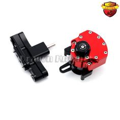 173.99$  Watch now - http://alio89.shopchina.info/go.php?t=32799506019 - Cbr650f Motocycle Accessories for HONDA CBR 650f 2014-2015 Stabilizer Steering Damper mounting bracket red 173.99$ #shopstyle