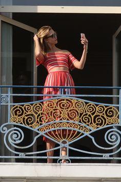Karlie Kloss - 2016 Cannes Film Festival. (May 2016)