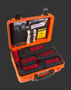 NAR Adventure Medicine Amphibious Trauma Aid Kit