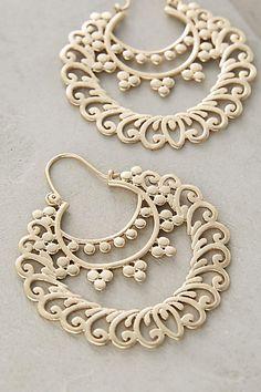 Tangier Earrings #anthropologie #anthrofave