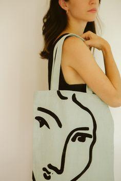 Goodwin | Matisse Tote Bag—Mint