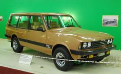 1979 Monteverdi - Safari 4 door -one off Town And Country Car, Muscle Cars, Zanzibar Beaches, Colani, Tanzania Safari, Subaru, Volvo, Kenya, Cars And Motorcycles