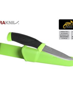 Mora knife Companion Stainless Steel Green