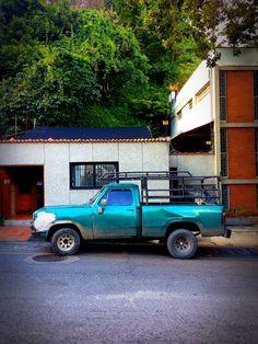 Dodge Pick-Up, en Chuao