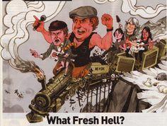 AC/DC Rock N Roll Train