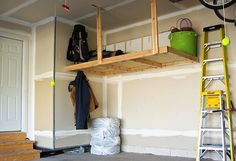 Garage Organization Tips for a Productive Space