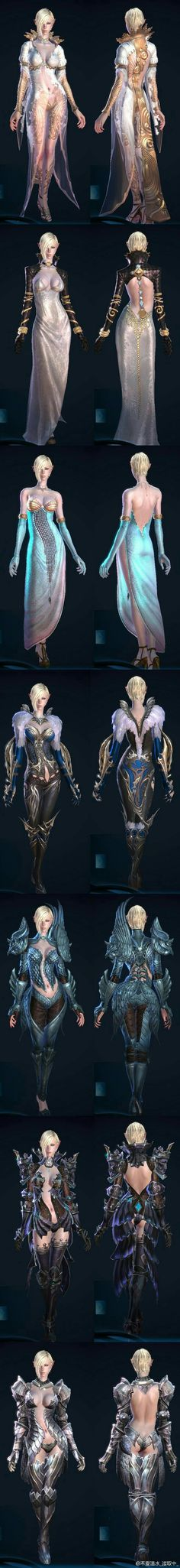 Polymorphed Form 10 Succubus Clothing 25 covert