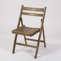 Fancy Wood Folding Chairs
