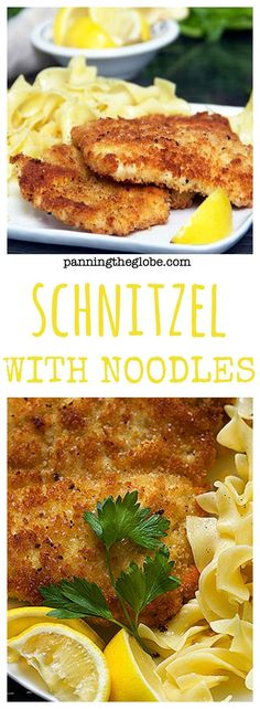 Amazingly delicious chicken Schnitzel: crispy on the outside. Tender inside. Step by step instructions.