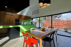 Surprising and Dynamic Transformation of a Victorian Residence