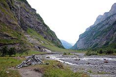 Le Fond de la Combe de Fer-à-Cheval #HauteSavoie #Alpes #SavoieMontBlanc