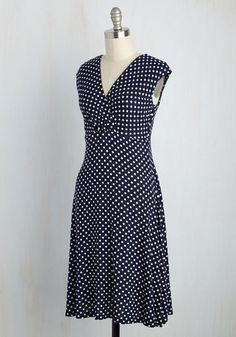Point of No Intern Dress | Mod Retro Vintage Dresses | ModCloth.com