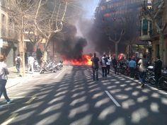 Barcelona 29-M, near www.trigital.org