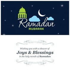 All the way through this post we will be having a discussion about the blessed month of Ramadan and how we will be able to get the Ramadan Kareem greeting cards Ramadan Lantern, Ramadan Mubarak, Eid, Blessed, Greeting Cards, Faith, Note, Patterns, Illustration