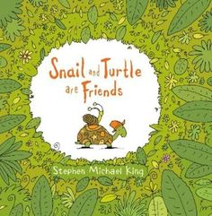 CBCA Early Childhood Book of the Year shortlisted. A very simple, gentle and cute story about Snail and Turtle, friends who love to spend time together even though they are different.  The humour and cheerfulness is guaranteed to bring a smile to everyone's face. This is the second of three works by Stephen Michael King in this year's awards.