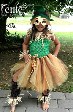 Wizard Of Oz Scarecrow Costume on Etsy, $44.00