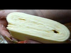 Σπιτική Ζύμη Σφολιάτα - YouTube Camembert Cheese, Dairy, Foods, Cakes, Youtube, Recipies, Food Food, Food Items, Cake Makers