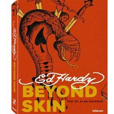 Ed Hardy Beyond Skin Collector's Edition (Hardcover)  http://disneystorejobs.com/amazonimage.php?p=3832791191  3832791191