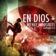 En Dios no hay imposibles