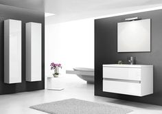 We're serious about #vanities. Get stunningly #designed Italian vanities at outlet #prices.
