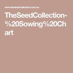 TheSeedCollection-%20Sowing%20Chart