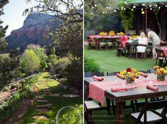 Near Sedona, AZ, one of the prettiest places in the US! photo credit Katrina Wallace and Andrew Mejia of Sedona Bride  Photographers www.sedonabride.com #weddingphotography