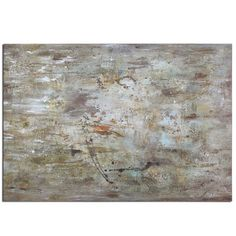 Uttermost Middle Abstract by Grace Feyock Original Painting