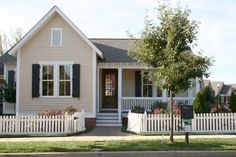 Farris Cottage - Building Science Associates | Southern Living House Plans