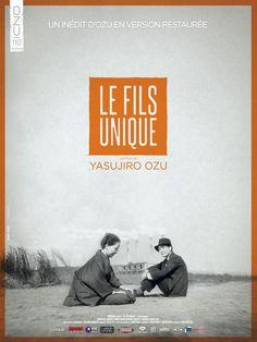 """""""Le Fils Unique"""", un film inédit de Yasujiro Ozu"""